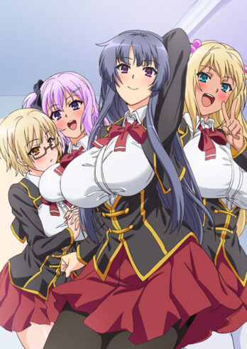 Kyonyuu Dosukebe Gakuen Episode 2